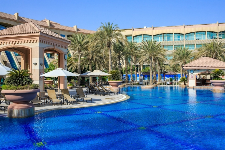 Al Raha Beach Hotel pool.jpg
