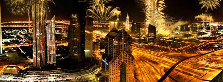 New Years Eve Fireworks at Dusit Thani Dubai.jpg
